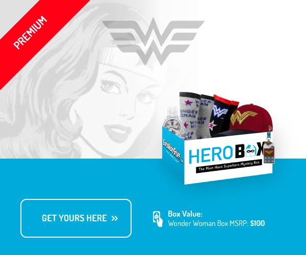 Wonder Woman Premium Herobox