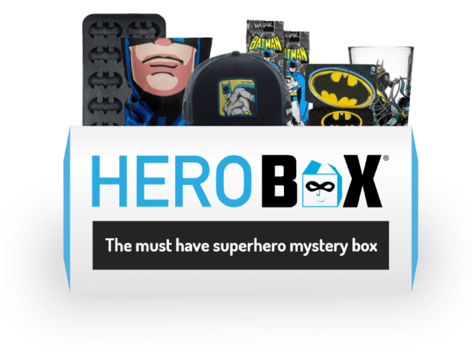 Batman Herobox