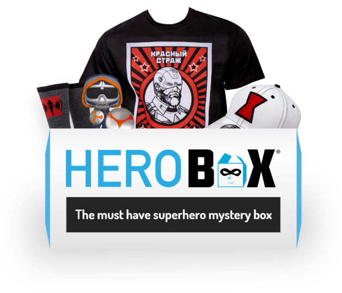 Black Widow Herobox