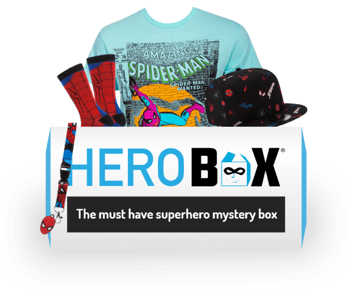 Spider-Man Herobox