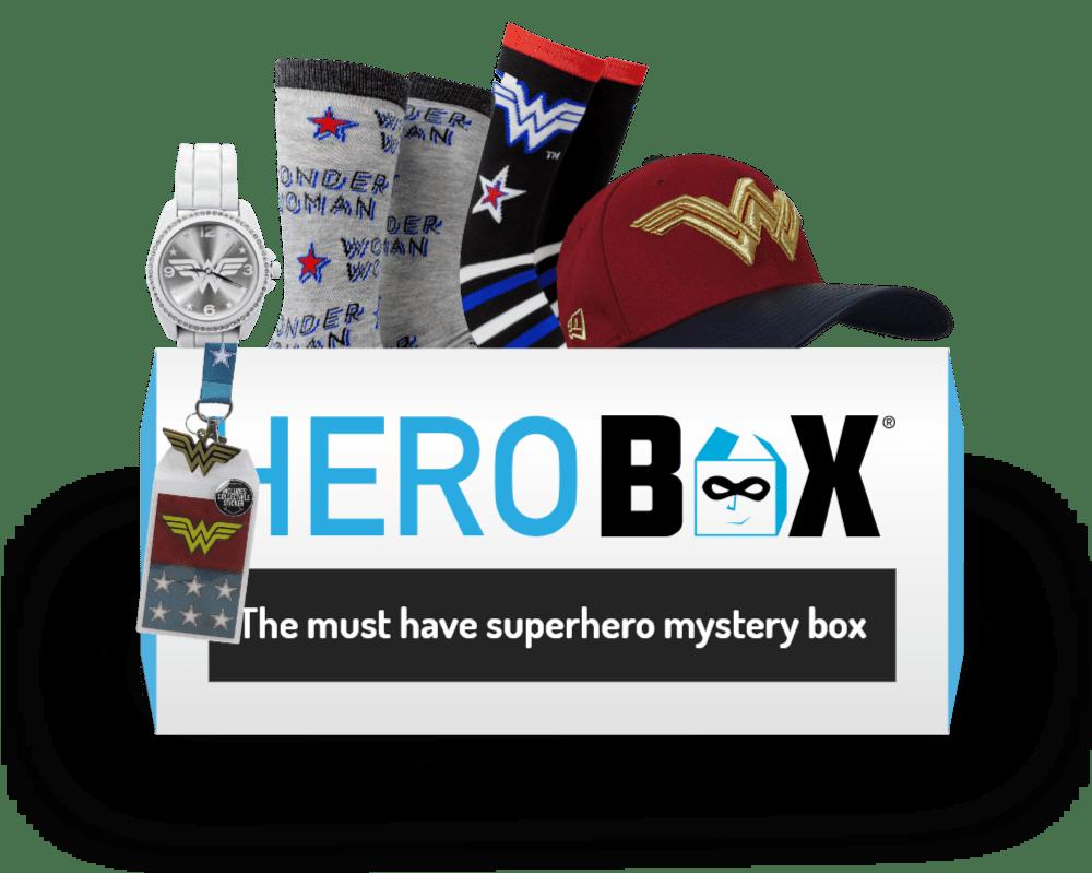 Wonder Woman Herobox