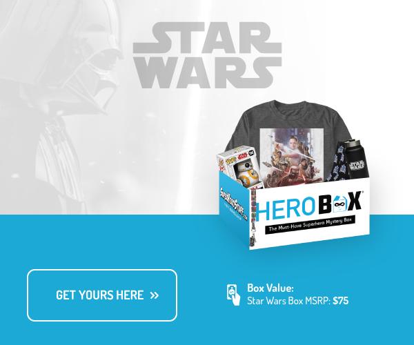 Star Wars Hero Box